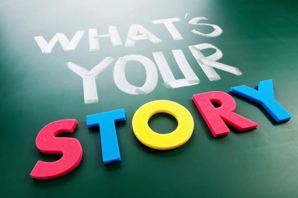 La tua storia